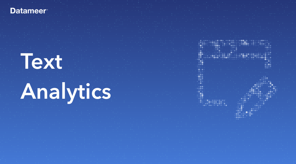 Text Analytics (Twitter Analysis)