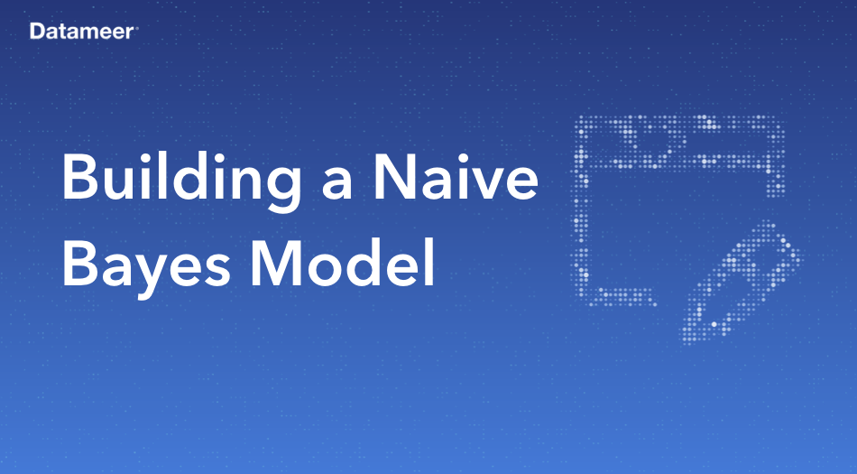Building a Naive Bayes Model in Datameer