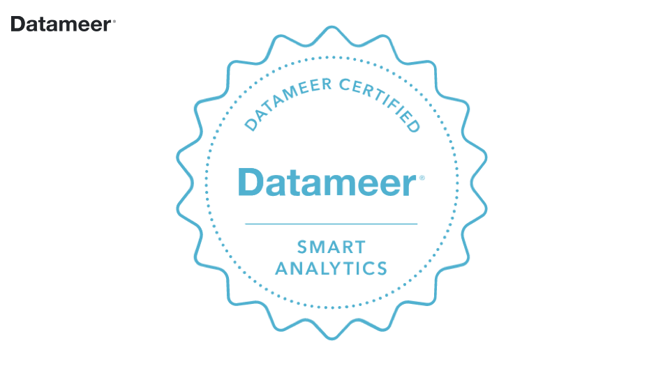 Smart Analytics Certification