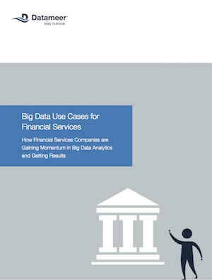Ebook: Big Data Use Cases for Financial Services