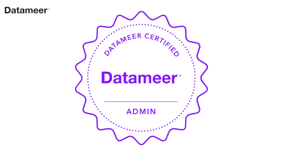 Datameer Administration Certification