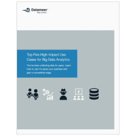Ebook: Top 5 High-Impact Use Cases for Big Data Analytics