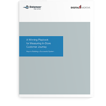 Ebook: A Winning Playbook for Measuring In-Store Customer Journey
