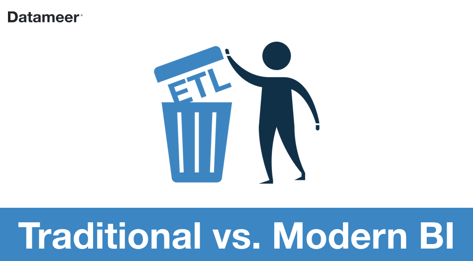 Traditional BI vs. Modern Analytics