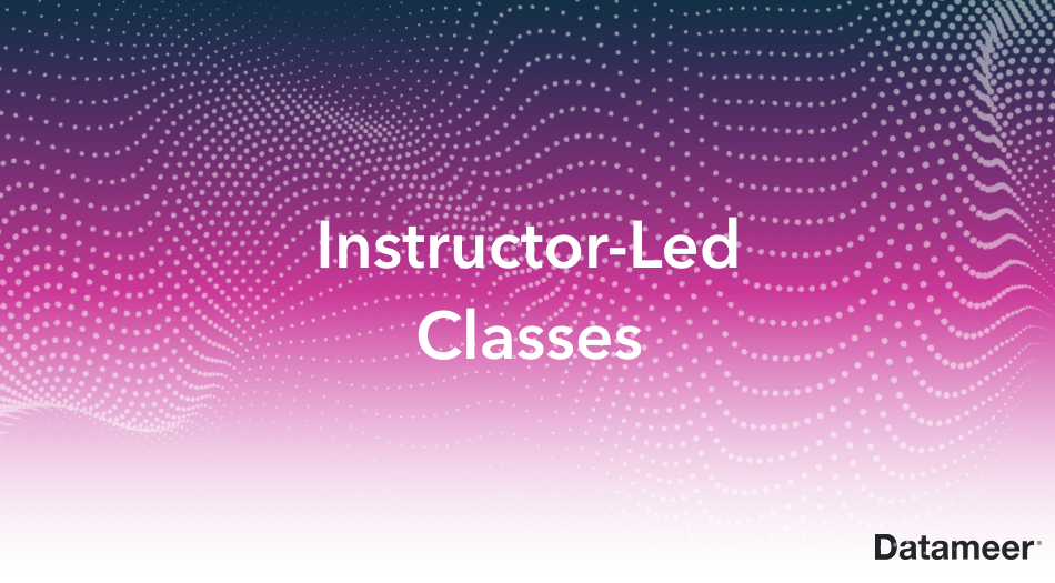 Instructor Led classes for Vanguard - GIFs
