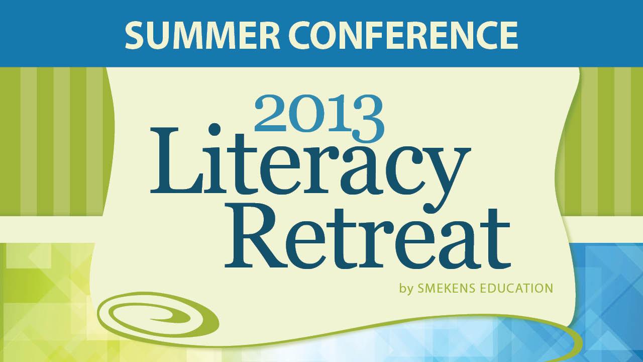 Literacy Retreat 2013 Secret Site