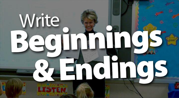 'Add Beginnings & Endings to Middles'