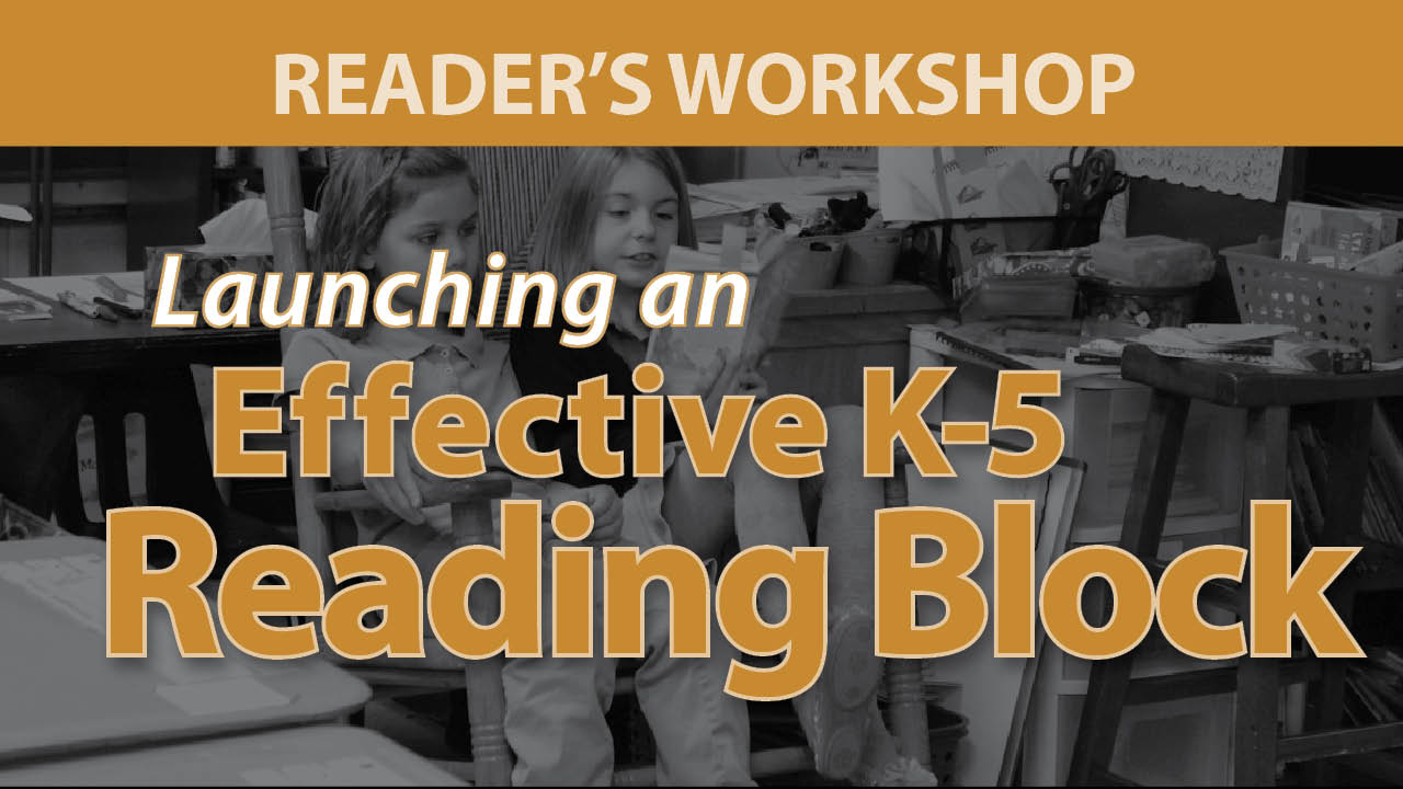 Launching an Effective K-5 Reading Block Secret Site