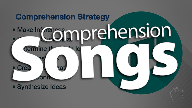 'Use Songs to Introduce Comprehension Strategies'