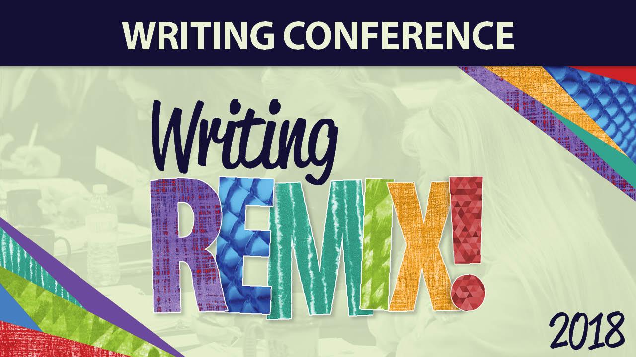 Writing Remix 2018 Secret Site
