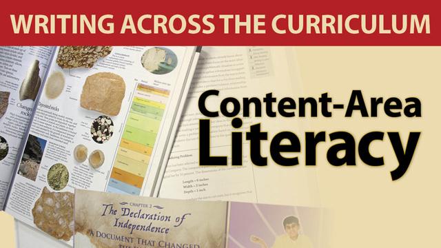 Content-Area Literacy Secret Site