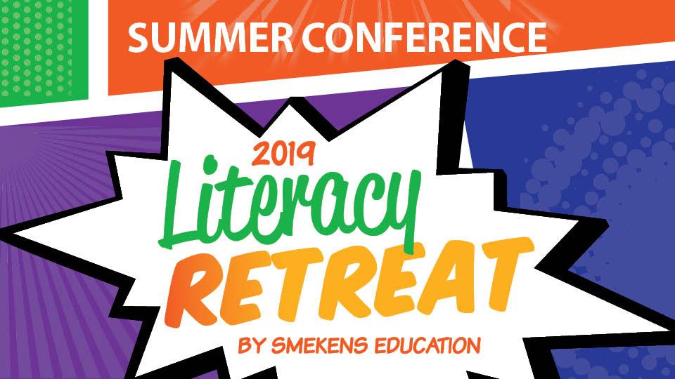 Literacy Retreat 2019 Secret Site