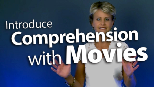 'Use Movies to Introduce Comprehension'