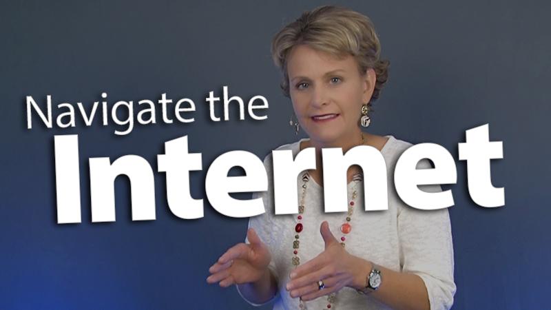 'Navigate the Internet'