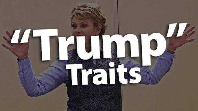 "'Emphasize the ""Trump"" Traits'"
