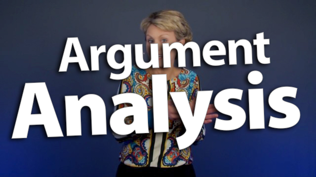 'Evaluate 4 Factors in Argument Analysis'