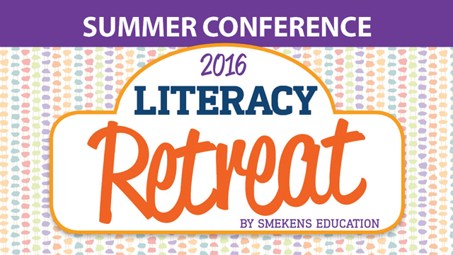 Literacy Retreat 2016 Secret Site