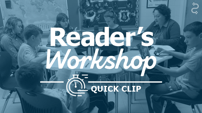 Juggle Reader & Writer Workshops in 50 Minutes