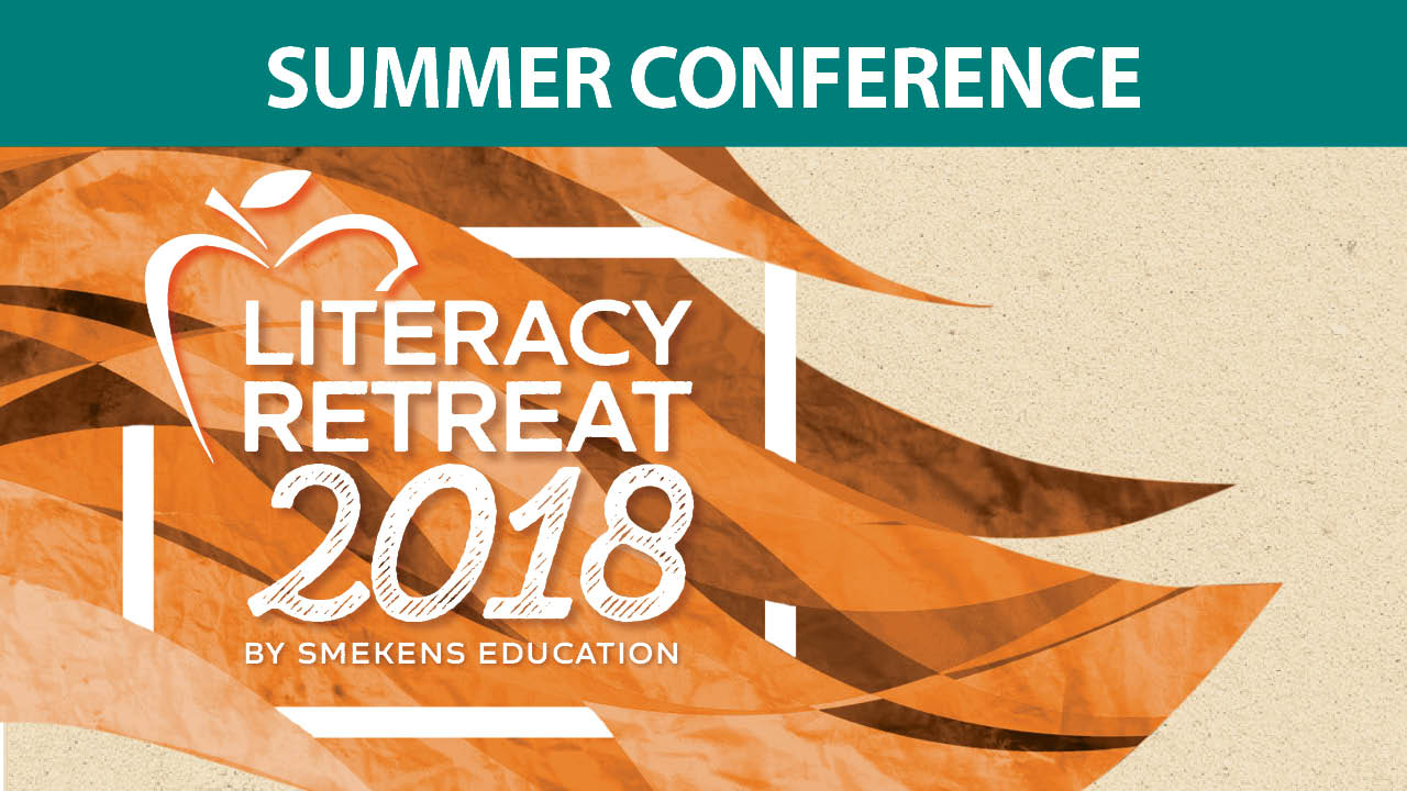 Literacy Retreat 2018 Secret Site