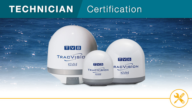 TracVision TV5, TV6, and TV8