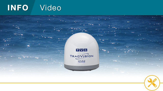 TracVision TV6 FRUs