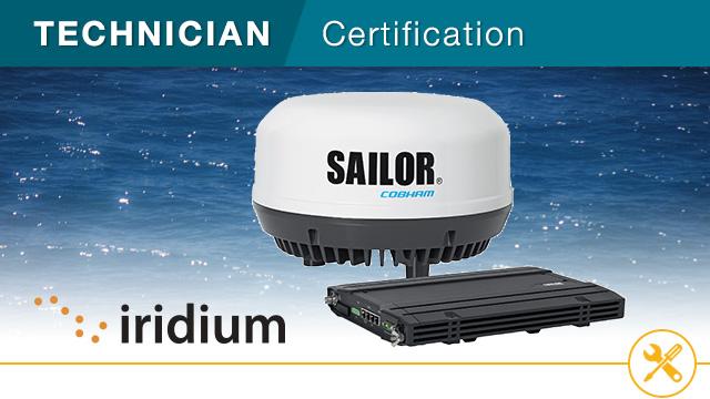 SAILOR 4300 for Iridium Certus