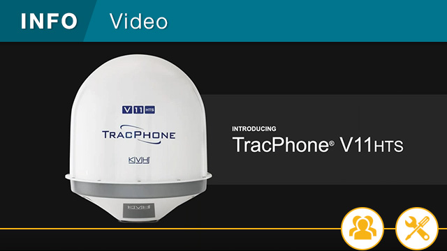 TracPhone V11-HTS Sales Training