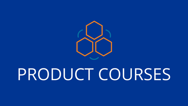 Foundational Product Course for Admins and End Users.