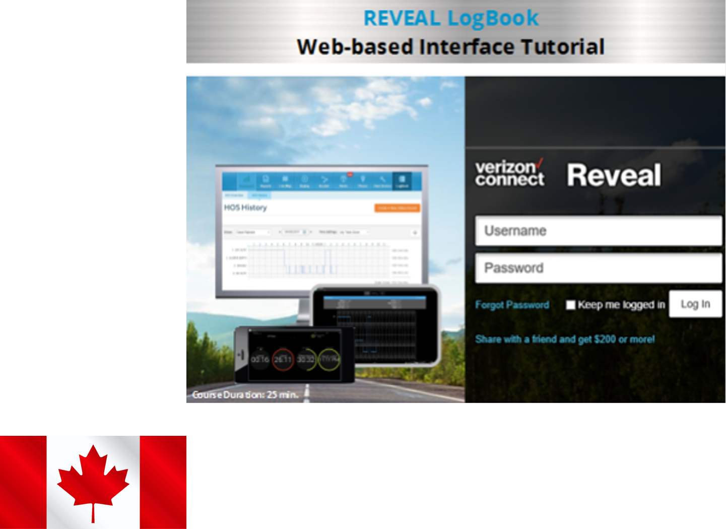 Reveal LogBook Web-based Interface eTutorial (AOBRD-Compliant)