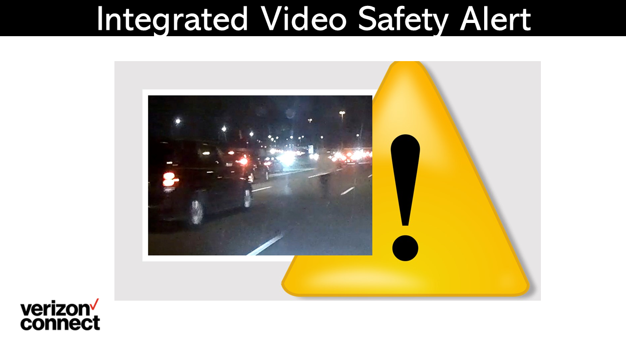 Integrated Video Safety Alert