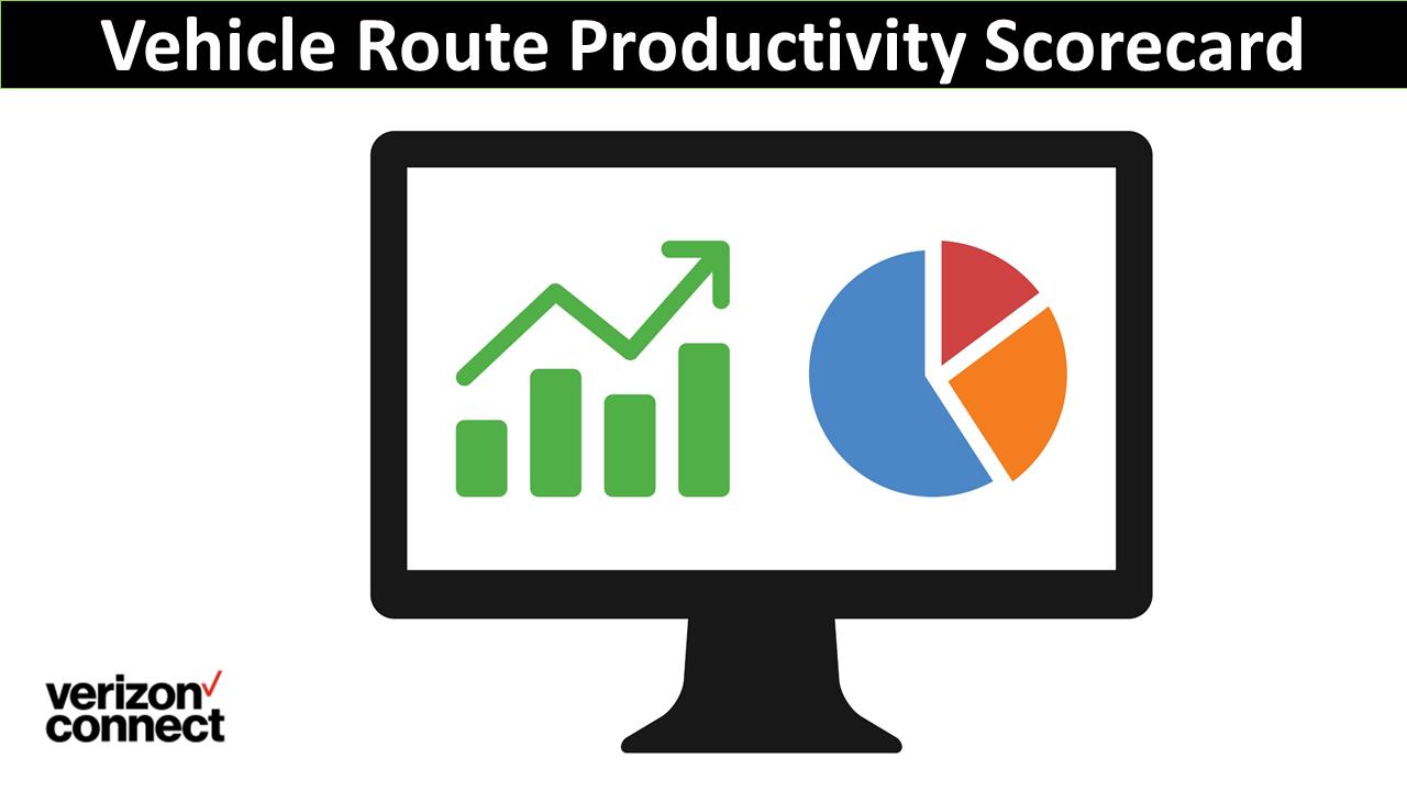 Vehicle Route Productivity Scorecard