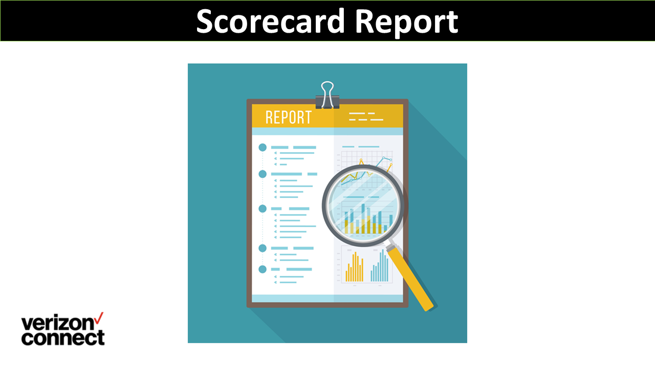 Scorecard Report