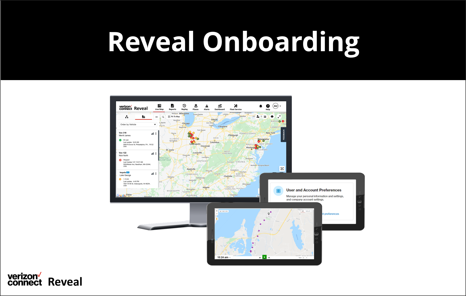 Reveal Onboarding eTutorial