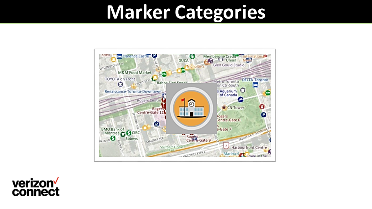 Marker Categories eTutorial