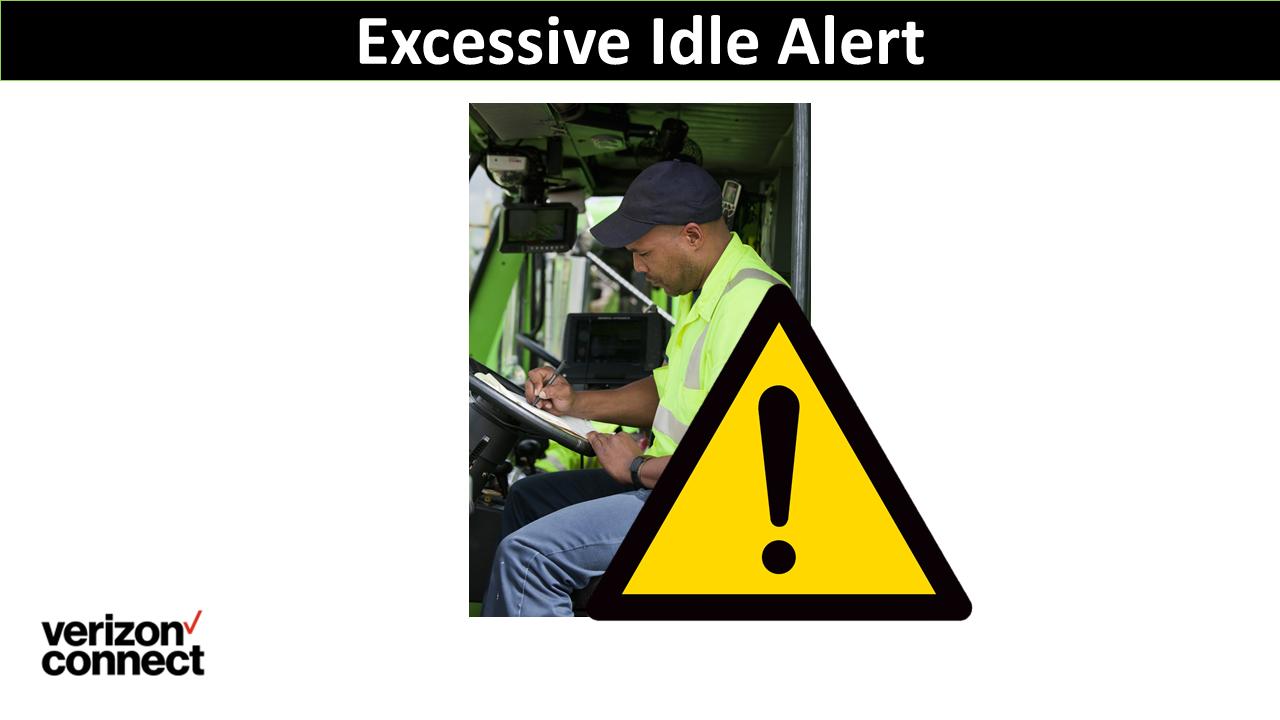 Excessive Idle Alert