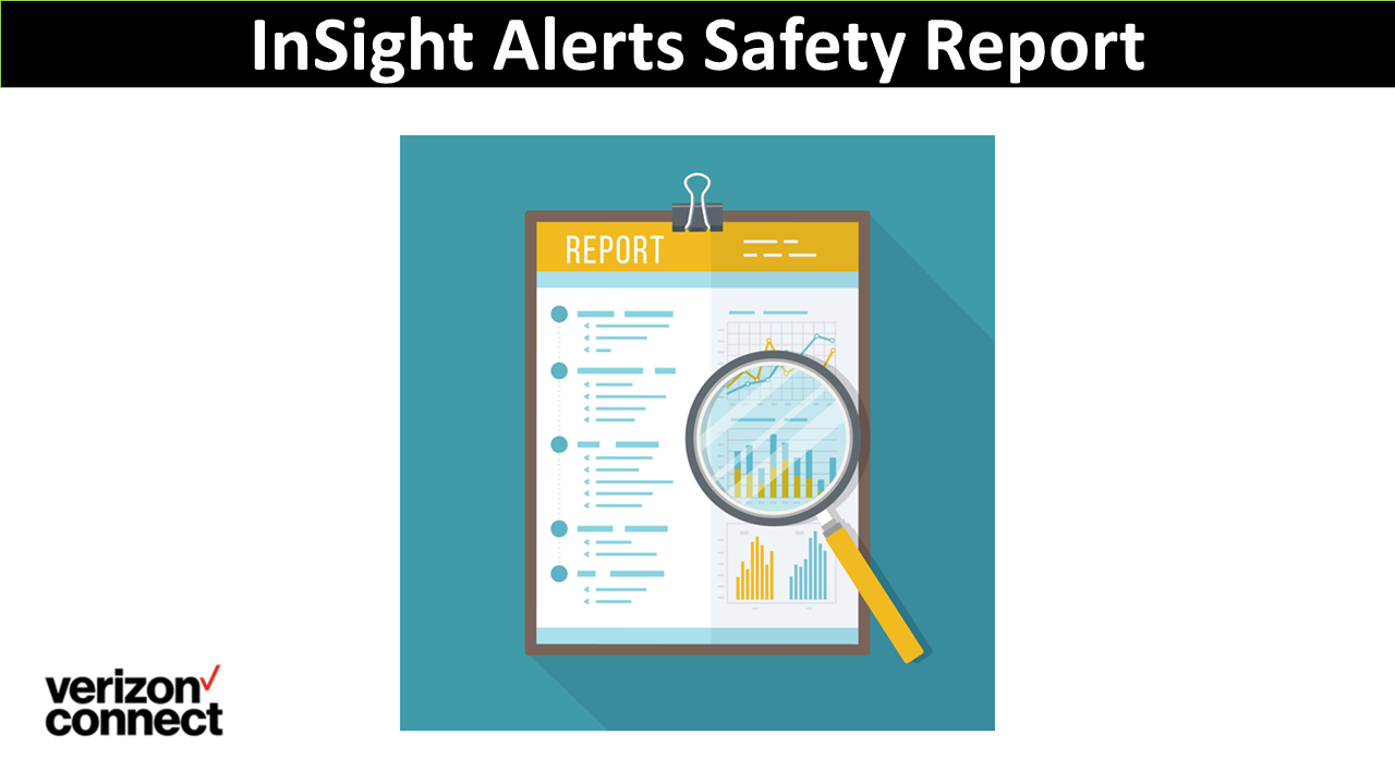InSight Alerts Safety Report
