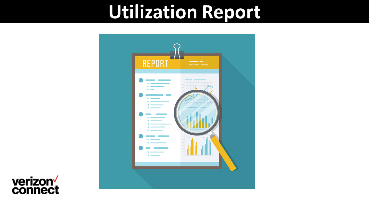 Utilization Report