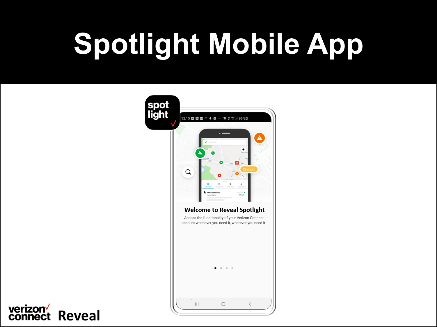 Spotlight Mobile App for Reveal eTutorial