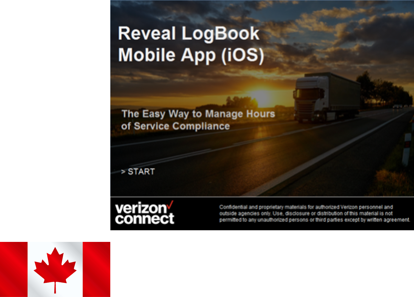 Reveal Logbook - Driver Mobile App (for iOS) eTutorial (AOBRD-Compliant)