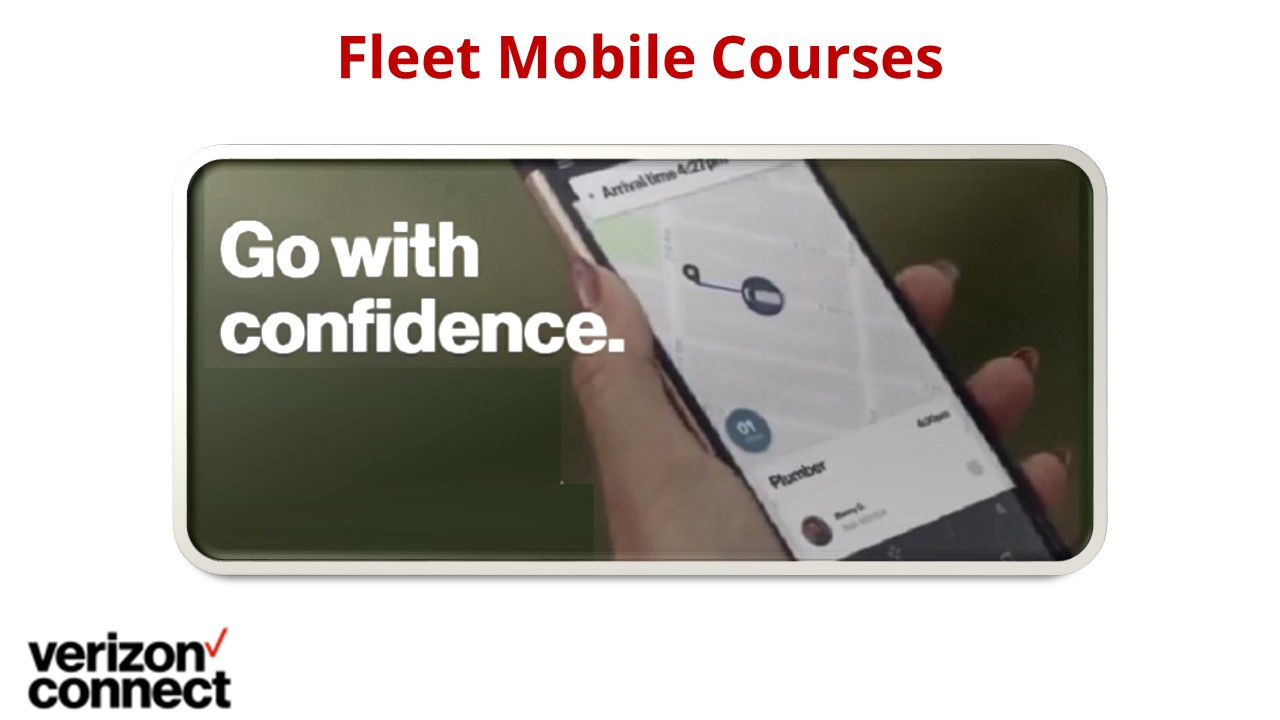 Fleet Mobile Courses