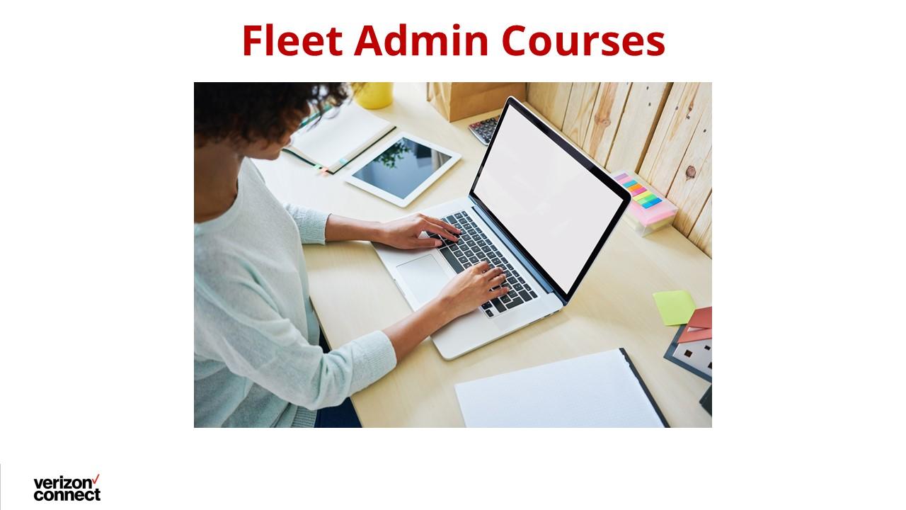 Fleet Admin Courses