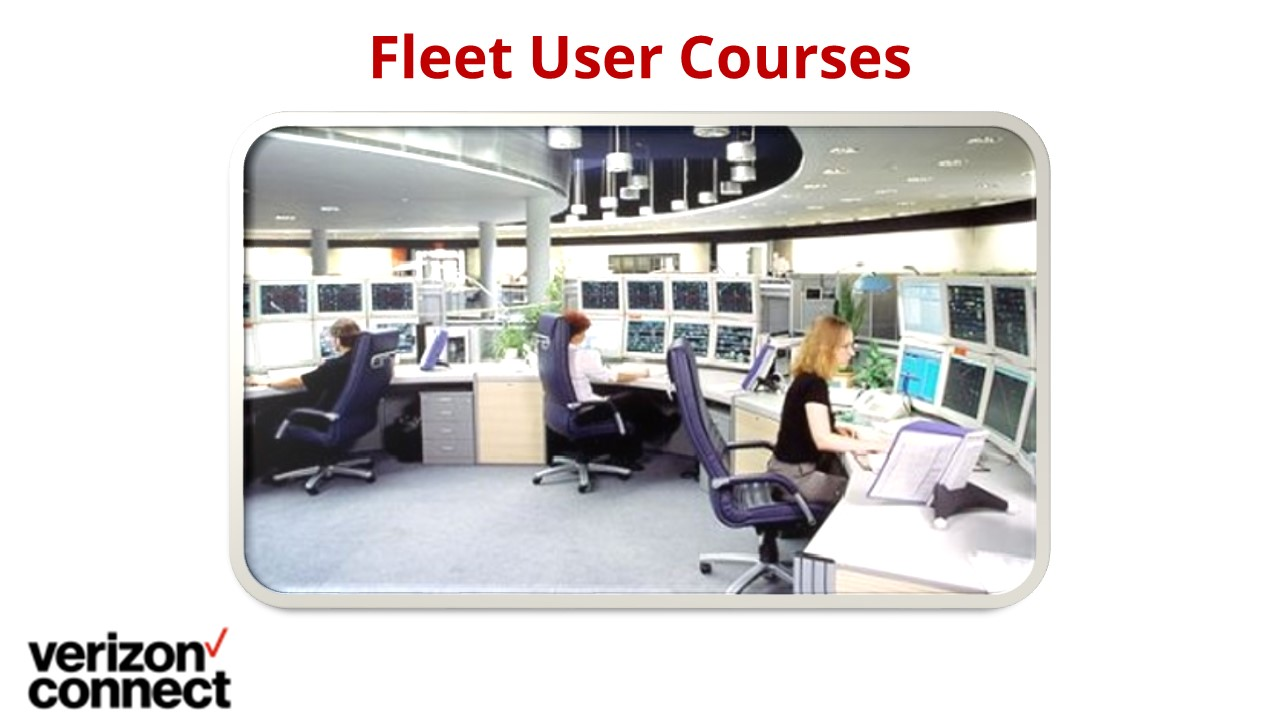 Fleet User Courses