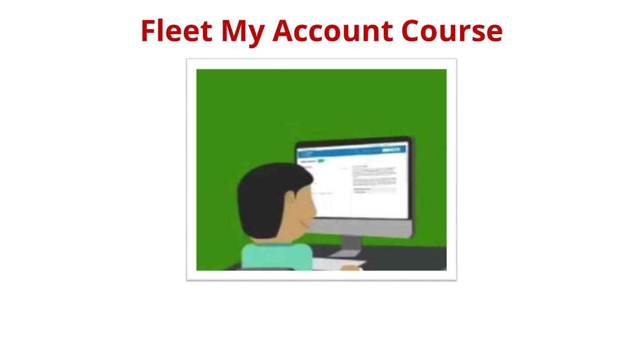 Fleet - My Account Course