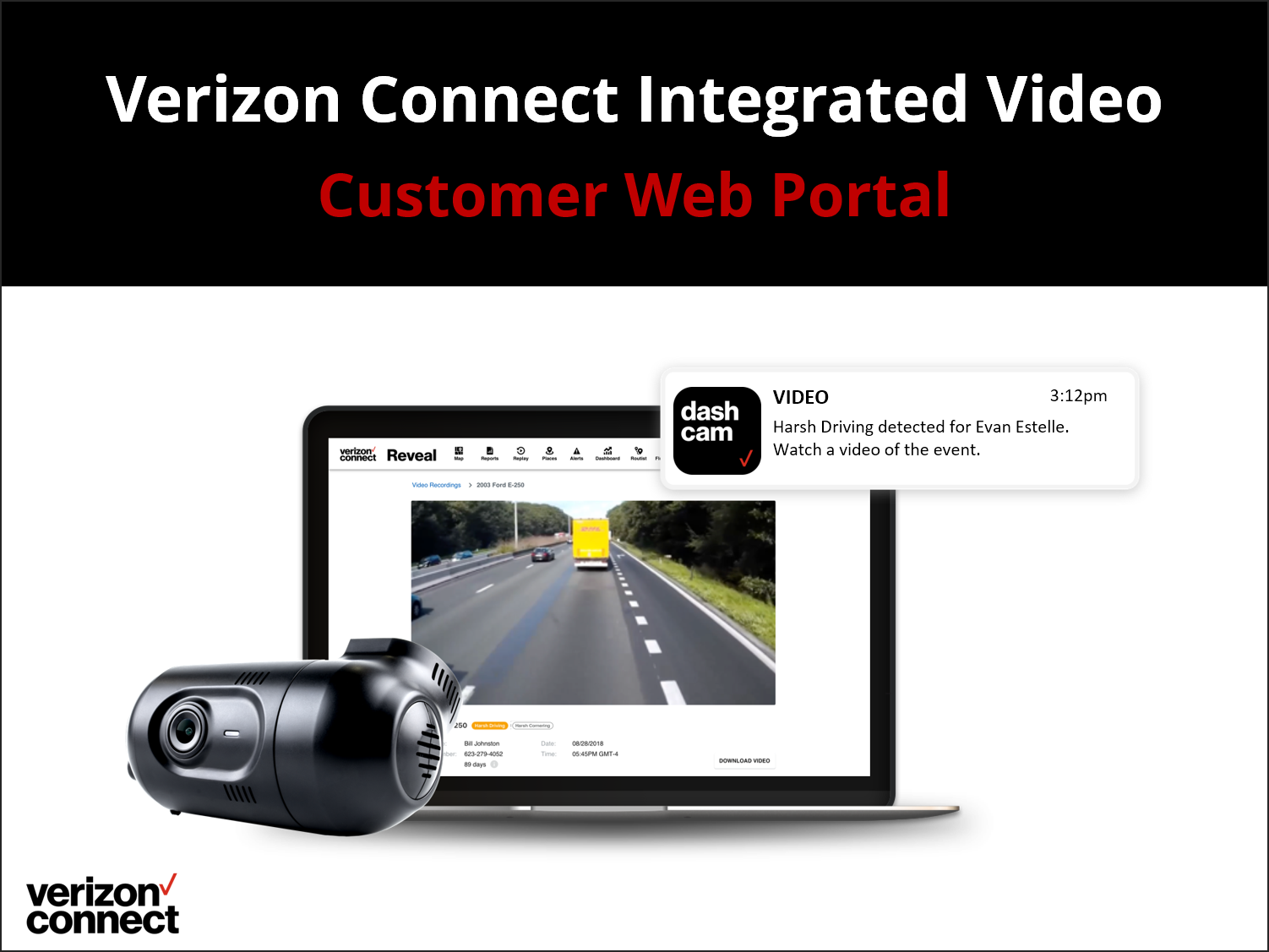 Verizon Connect Integrated Video eTutorial