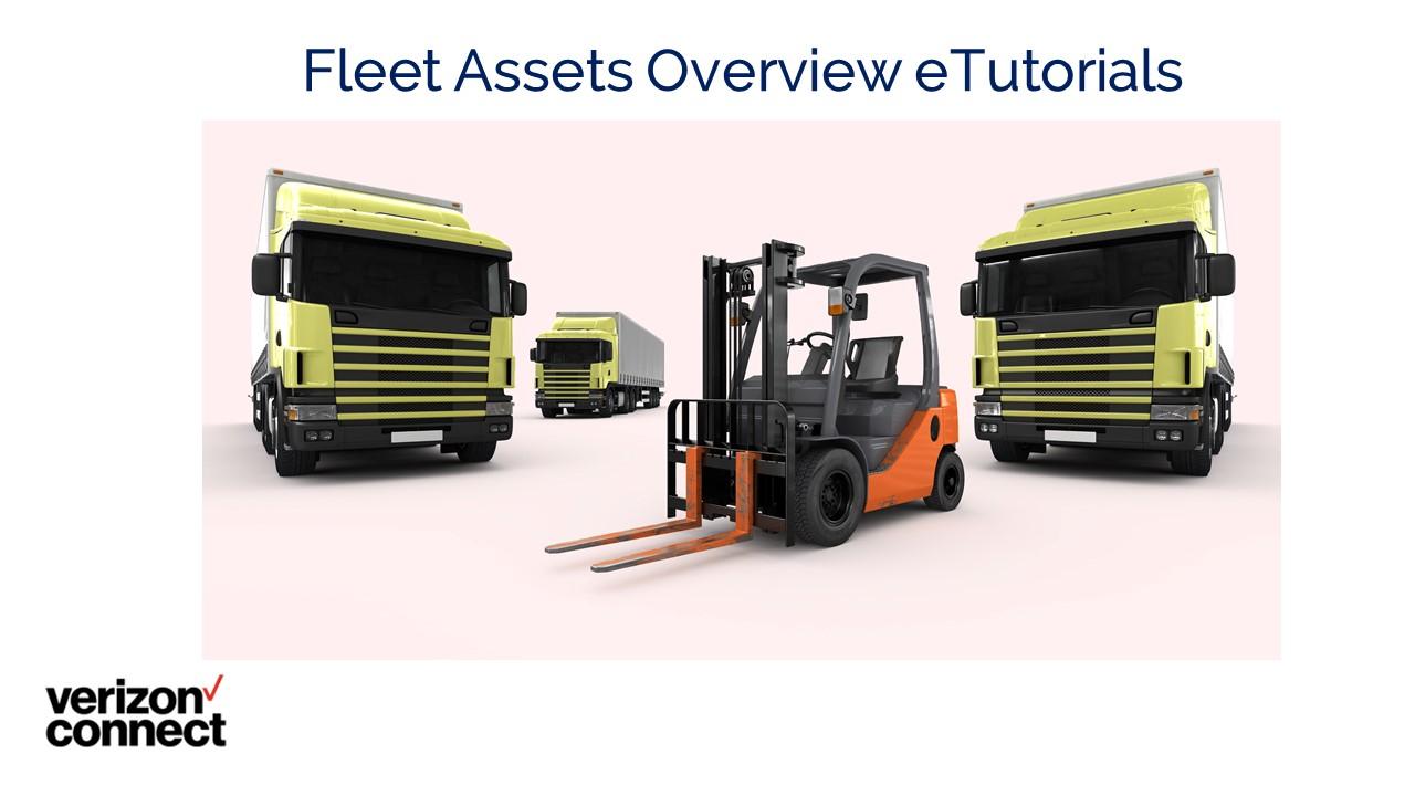 Fleet Assets Overview