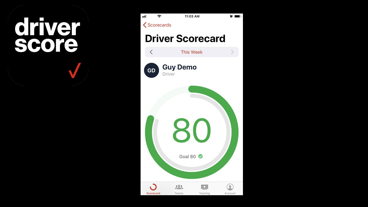 Driver Score App