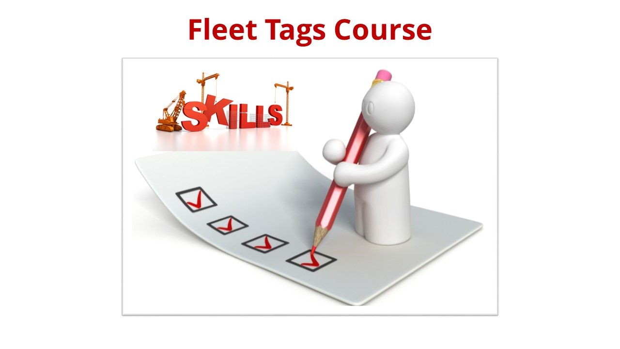 Fleet Tags Course