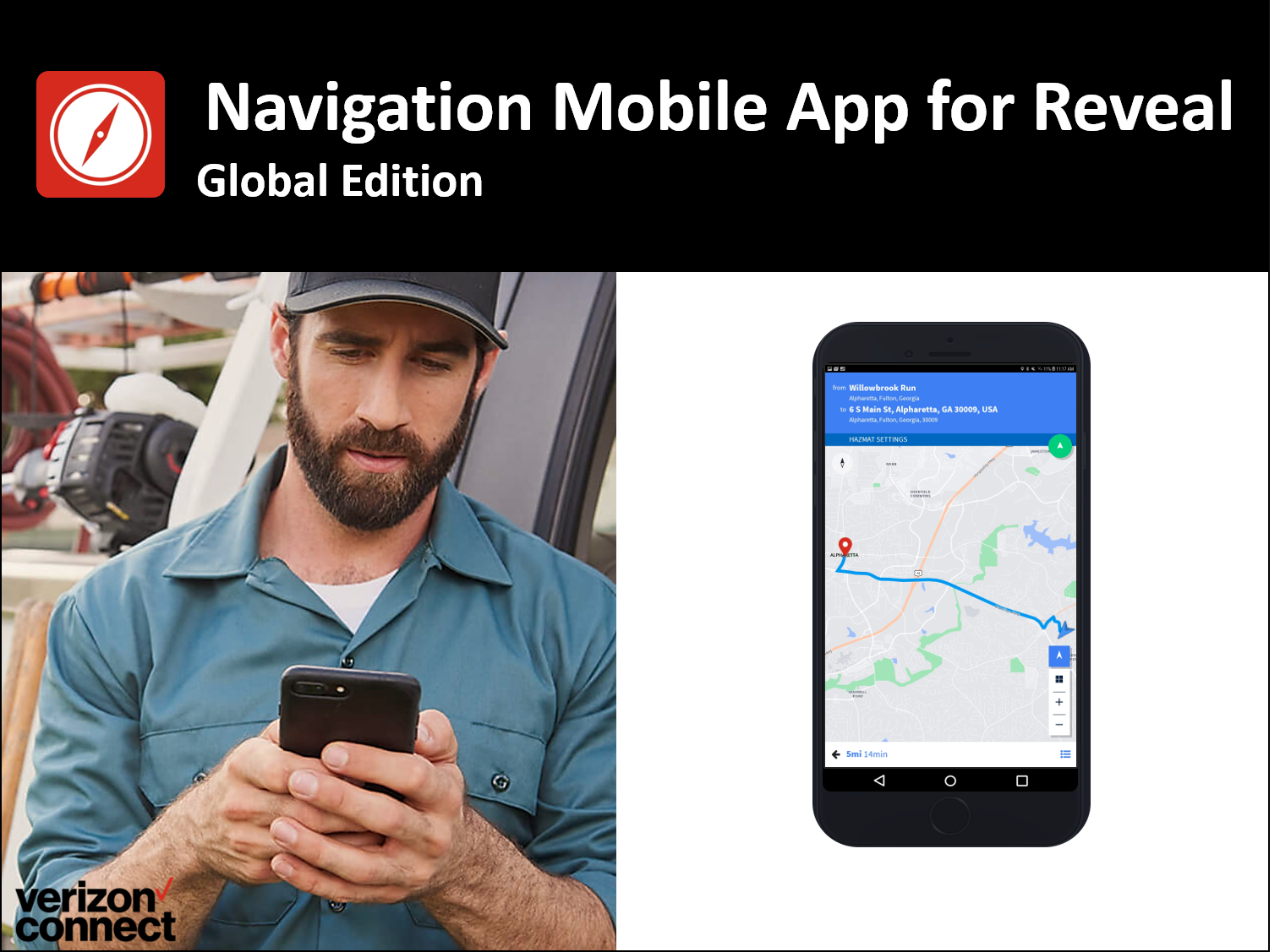 Navigation Mobile App for Reveal eTutorial
