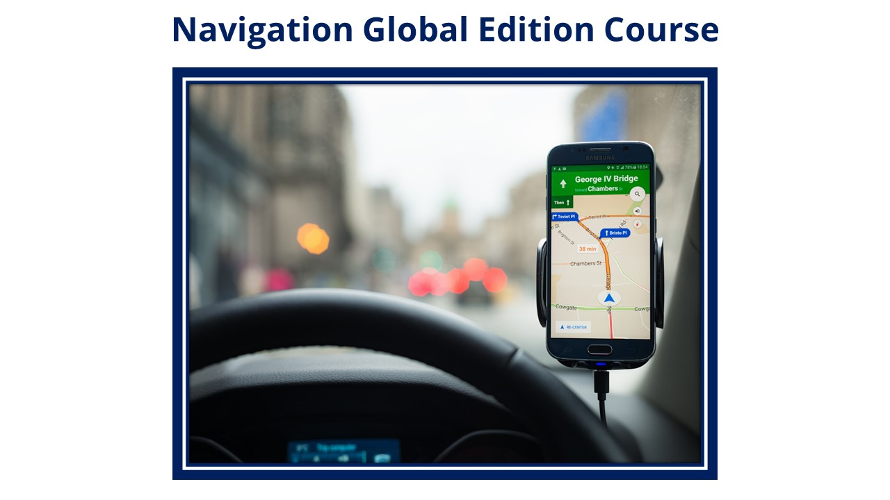 Navigation Global Edition Course