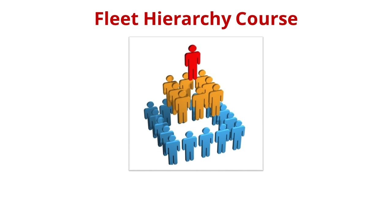 Fleet Hierarchy Course
